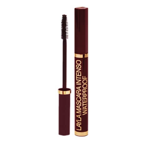 Layla Mascara Intenso Waterproof