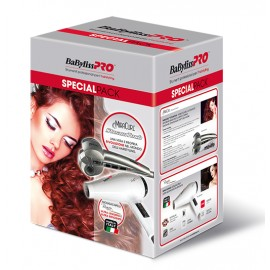 Special Pack BabylissPro Miracurl + Bianco