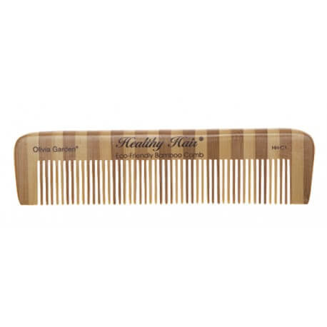 HH-C1 - Healthy Hair Eco-Friendly Bamboo Comb