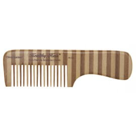 Pettine HH-C3 - Healthy Hair Eco-Friendly Bamboo Comb