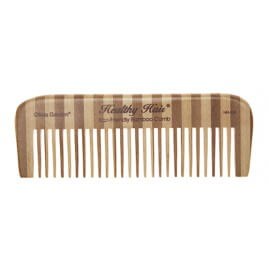 Pettine HH-C4 - Healthy Hair Eco-Friendly Bamboo Comb