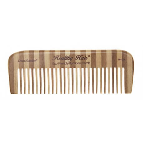 HH-C4 - Healthy Hair Eco-Friendly Bamboo Comb