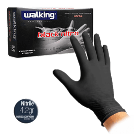 Guanti Walking Black Nitro x100