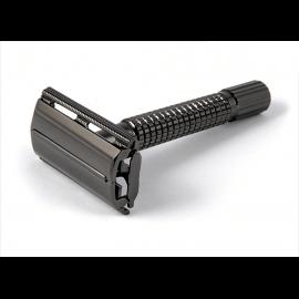 Rasoio Timor Cromato C/Fucile - 80 mm