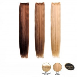 Weft Long Hair Shatush