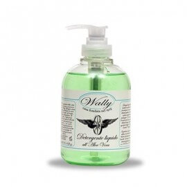 Wally Sapone liquido all'Aloe Vera