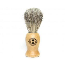 Dr K Wooden Shaving Brush - Pennello da barba