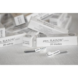 Set di Lame per Pen RAZOR - 20pz