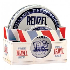 Reuzel Clay Matt Pomade - Kit Travel Size