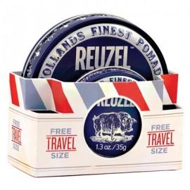 Reuzel Fiber Pomade - Kit Travel Size
