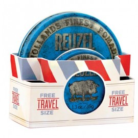 Reuzel Blue Pomade - Kit Travel Size
