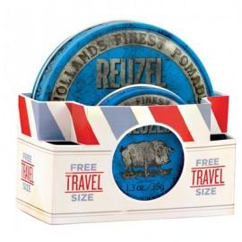 Reuzel Blue Pomade - Kit Travel Size