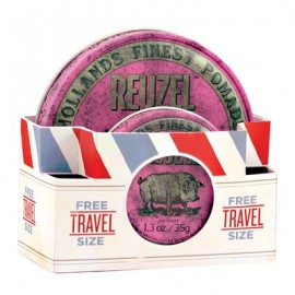 Reuzel Pink Pomade - Kit Travel Size