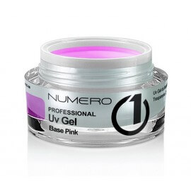 Uv Gel Trifasico Base Pink