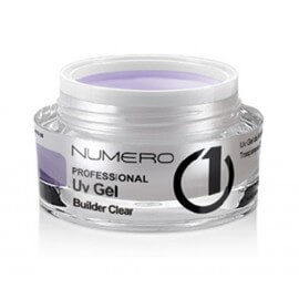 Uv Gel Trifasico Builder Clear