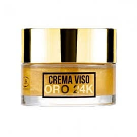 Crema Viso Oro 24K - Hollywood Gold Cream