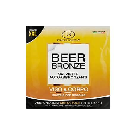 Salviette autoabbronzanti Beer Bronze