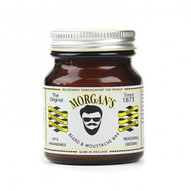 Morgan's Moustache & Beard Wax