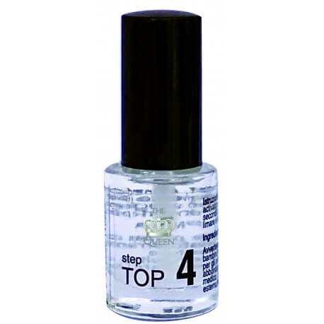 The Queen Dipping Powder Top