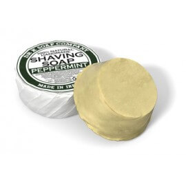 Peppermint Shaving Soap