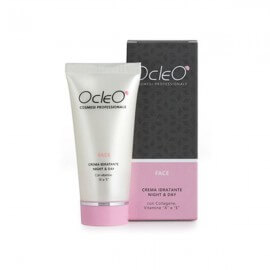 Ocleò Crema Viso Idratante Night & Day 3PFREE