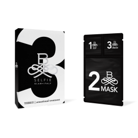 B-Selfie Three Mask Box