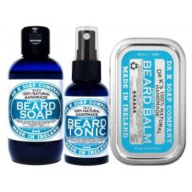 Fresh Lime Trio Beard Care Set