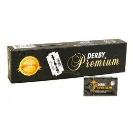 Lame Derby Black Premium