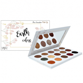 MakeApLab Palette Eyeshadow Earth Colors