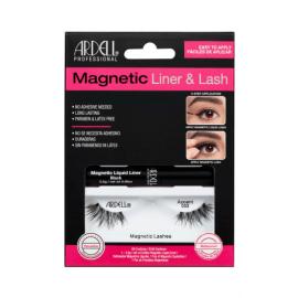 Ardell Ciglia Magnetiche + Eyeliner Liquido - Accent 002