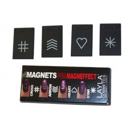 Set 4 Magnets per Smalto Magneffect