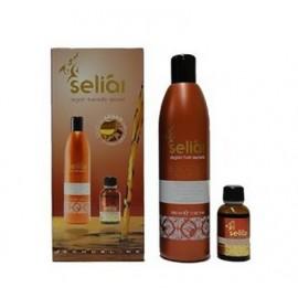 Seliár Shampoo + Fluido di Bellezza all'Olio di Argan