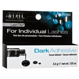 Ardell LashTite Dark Adhesive - Colla Nera Ciglia Finte