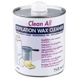 Depilation Wax Cleaner