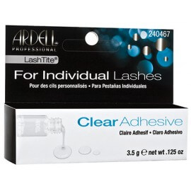 Ardell LashTite Clear Adhesive - Colla Trasparente Ciglia Finte