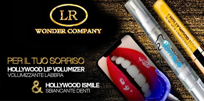 LR Wonder Volumizzante Labbra e Sbiancante Denti